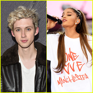 Troye Sivan & Ariana Grande Recorded a Song Together!