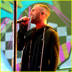 Maroon 5 Performs 'Wait' at iHeartRadio Music Awards 2018 (Video)