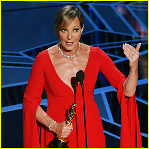 Allison Janney Wins Best Supporting Actress at Oscars 2018!