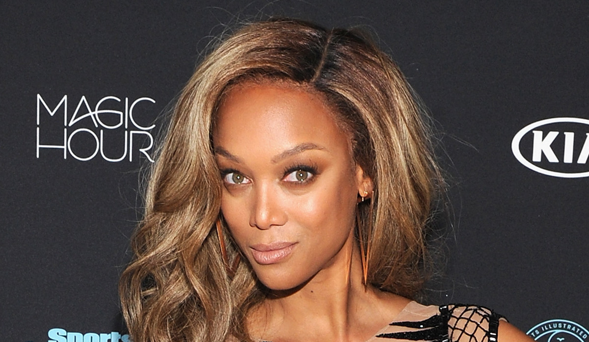 tyra banks reveals she got a nose job early in her career