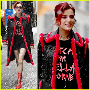 Bella Thorne Reveals How She Deals With People's Misconceptions About Her