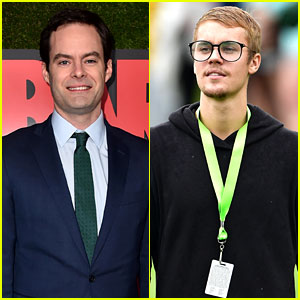 Bill Hader Explains Why Justin Bieber Was the Worst 'SNL' Guest: 'He Just Seemed Exhausted'
