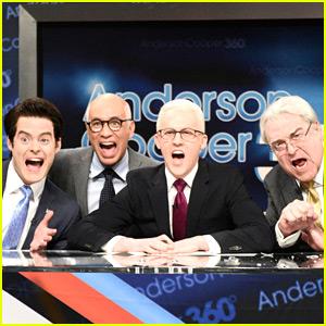 Bill Hader & Fred Armisen Reunite on 'SNL' Cold Open - Watch!