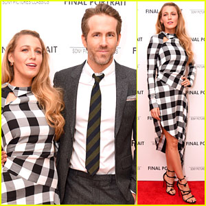 Blake Lively & Ryan Reynolds Make Rare Red Carpet Appearance!