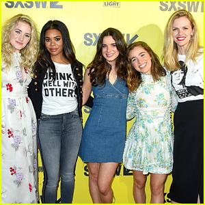 Regina Hall & Brooklyn Decker Unirse a Sus Co-Estrellas en la 'el Apoyo a las Niñas' SXSW Premiere