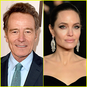 Bryan Cranston Joins Angelina Jolie in 'The One and Only Ivan'