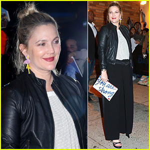 Drew Barrymore's Daughters Want to Get into Show Biz!