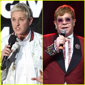 Ellen DeGeneres Reflects on