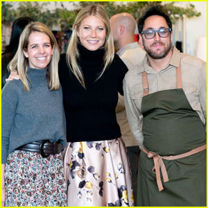 Gwyneth Paltrow Hosts 'Goop' Spring Road Trip to Napa Valley!