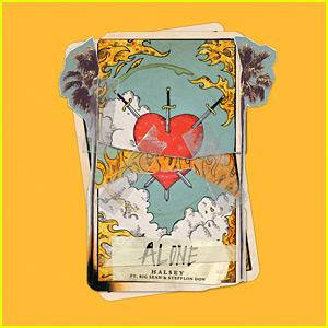 Halsey: 'Alone' feat. Big Sean & Stefflon Don Stream, Download, & Lyrics - Listen Now!