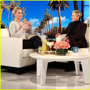Jennifer Lawrence Explains Her Drunk Alter Ego 'Gail' - Watch Now!