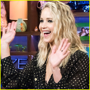 Jennifer Lawrence Gives Update on Movie with Amy Schumer - Watch!