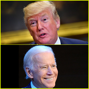 Donald Trump Fires Back at Joe Biden on Twitter: 'He Would Go Down Fast & Hard'