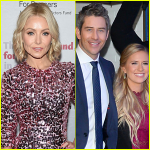 Kelly Ripa Shades Arie Luyendyk Jr - Check Out Her Instagram Comment!