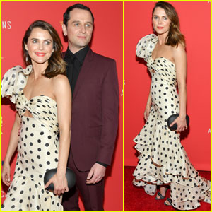 Keri Russell & Matthew Rhys Couple Up at 'The Americans' Season 6 Premiere