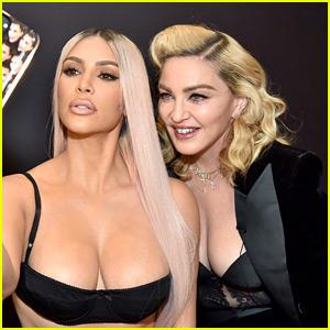 Kim Kardashian & Madonna Share Their Beauty Secrets & Tips!