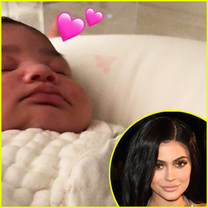 Kylie Jenner's Daughter Stormi Is Too Cute in New Photos!