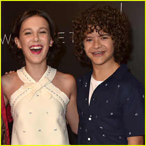 Millie Bobby Brown & Gaten Matarazzo Lend Support to Fan After No One Came to His Party