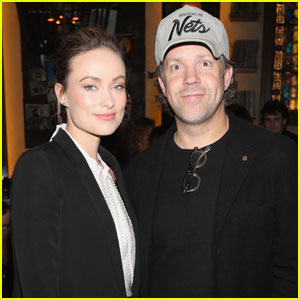Olivia Wilde & Jason Sudeikis Couple Up at 'Songs From The Cinema' Benefit Concert