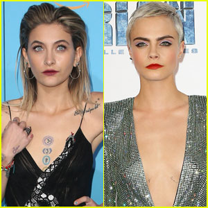 Paris Jackson & Cara Delevingne Spotted Kissing During Dinner Date