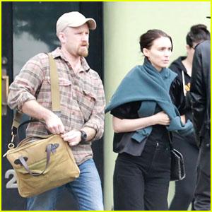 Former Co-Stars Rooney Mara & Ben Foster Reunite for a Lunch Date!