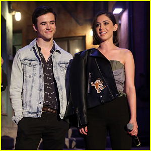 Rosa Salazar & 'Alita' Team Host SXSW Opening Night Party on the Movie's Actual Set!