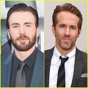 Chris Evans, Ryan Reynolds, & More Marvel Stars Help Dying Child