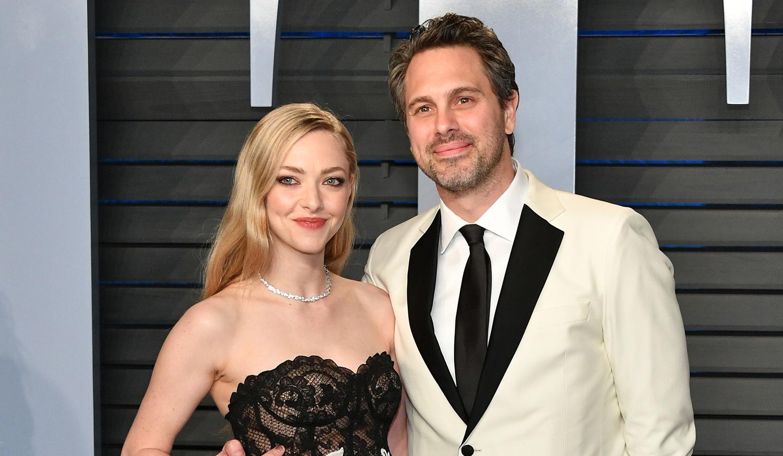 Amanda Seyfried Amp Husband Thomas Sadoski Couple Up At