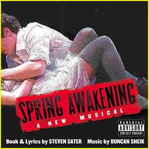'Spring Awakening' Broadway Album - Stream & Download Now!