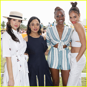 Tessa Thompson, Issa Rae, Joan Smalls, & Eiza Gonzalez Celebrate with Veuve Clicquot!