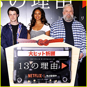 '13 Reasons Why' Stars Attend Special Screening Event in Tokyo!