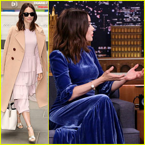 Abigail Spencer Shows Off Her Best Soap Opera Reaction Face