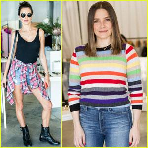Alessandra Ambrosio & Sophia Bush prepárate Para el fin de Semana de Coachella!