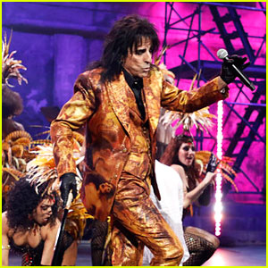 Watch Alice Cooper Sing 'King Herod's Song' in 'Jesus Christ Superstar Live'
