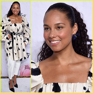 Alicia Keys Calls Out Netflix for 'The Crown' Pay Disparity While Accepting Power of Women Award