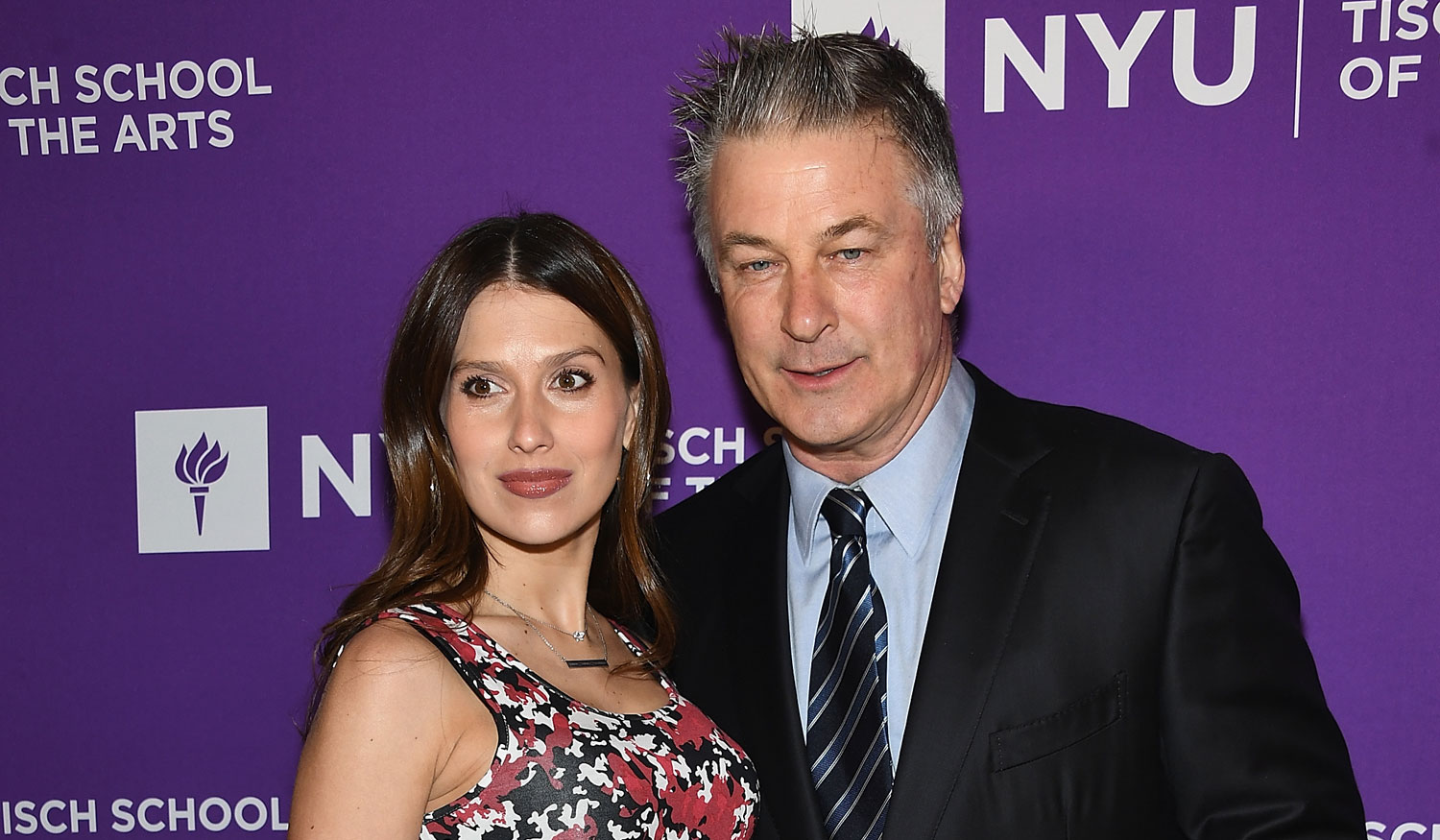 Alec Baldwin\'s Pregnant Wife Hilaria Puts Her Baby Bump on Display ...