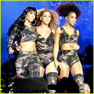 Destiny's Child Reunites at Coachella for Beyonce's Set (Photos)
