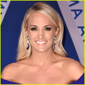 Carrie Underwood Shares New Selfie Months After Face Injury Surgery!