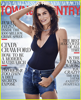 Cindy Crawford Regrets Doing Some of Her Nude Photo Shoots & Reveals the Reason Why