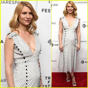 Claire Danes Shows Off Tiny Baby Bump at Tribeca Film Festival 2018!