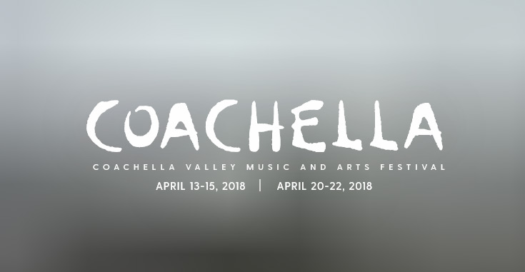 Coachella 2018 Set Times & Stage Locations Revealed | 2018 ...