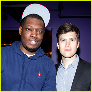 SNL's Colin Jost & Michael Che Hosting Emmys 2018!