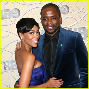 'Psych' Star Dule Hill & 'Ballers' Actress Jazmyn Simon Are Married!