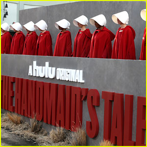 The Atmosphere at the 'Handmaid's Tale' Season 2 Premiere Will Bring You Into Gilead!