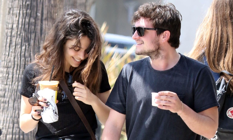 Josh Hutcherson & Girlfriend Claudia Traisac Are Still ...