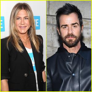Jennifer Aniston & Justin Theroux Separately Attended Jimmy Kimmel's Son Billy's Birthday Party