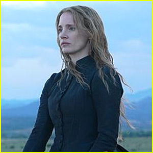 Jessica Chastain Heads Out West in 'Woman Walks Ahead' Trailer - Watch Now!