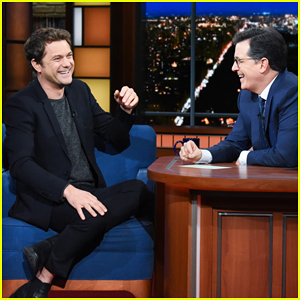 Joshua Jackson Reveals Why He Owes His Career to Jon Stewart on 'The Late Show'!