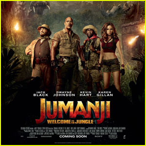 'Jumanji: Welcome to the Jungle' Announces Sequel Release Date!