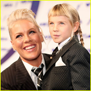 Pink's Daughter Had the Funniest Response to Her People's Most Beautiful Cover